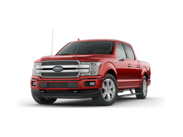 New 2019 Ford F-150 Platinum Truck For Sale Shawnee, KS